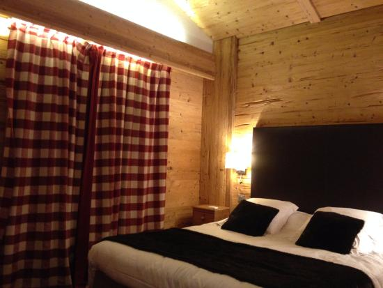 chambre photo de hotel beauregard la clusaz tripadvisor. Black Bedroom Furniture Sets. Home Design Ideas