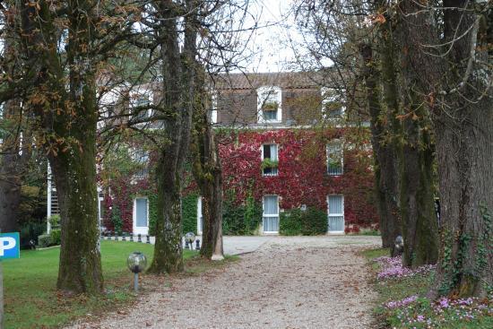 Chancelade, Frankrike: The Chateau hotel grounds