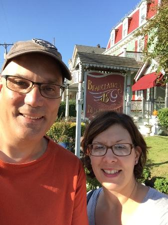 Beauclaire's Bed and Breakfast: 27th Anniversary Get A Way