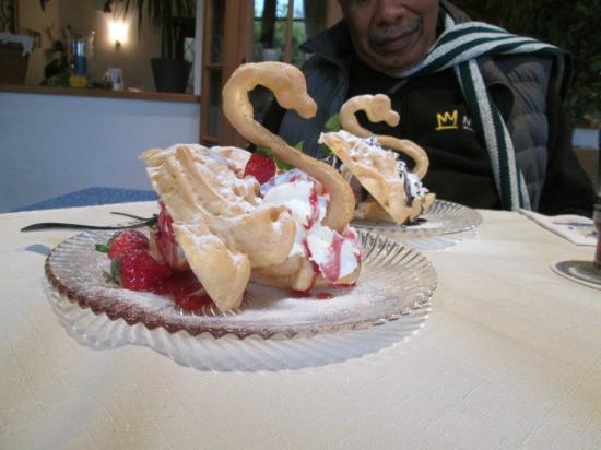 Landgasthaus - Beim Kargl: What a dessert
