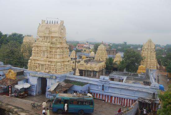 Kadapa, India: TEMPLE COMPLETE VIEW