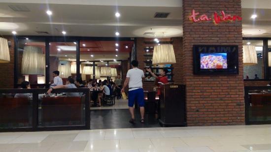 Ta Wan Plaza Tunjungan