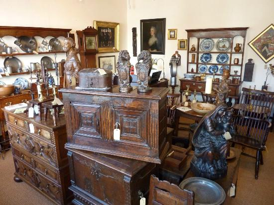 An Internal View Of The Smaller Shop At Little Walsingham Picture