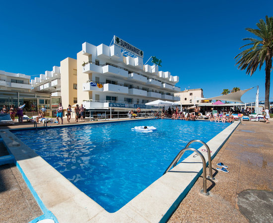 Ibiza Jet Apartments Playa D 39 En Bossa Spanje Foto 39 S