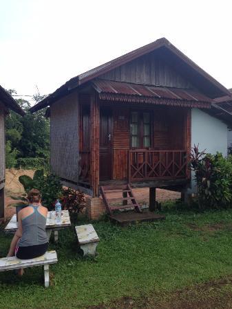 Keosimoon Guesthouse: Bungalow 7