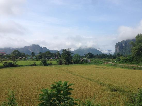 Keosimoon Guesthouse: View from the property