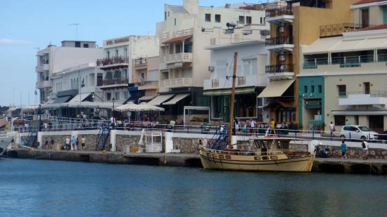 Elounda Breeze Resort : Agios Nikolaos (le port)