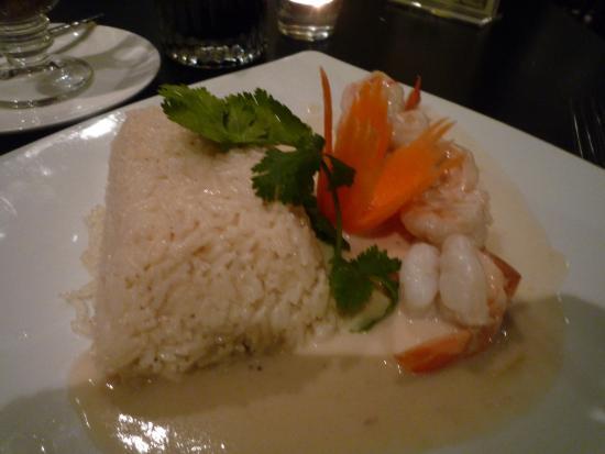 Le Thai: sea food