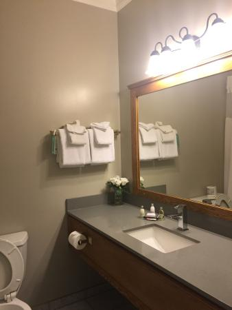 Regent hotel. Good price, clean and spacious room. Good location and customer service. Price inc