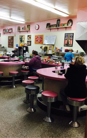 Shawano, WI: Angie's Main Cafe