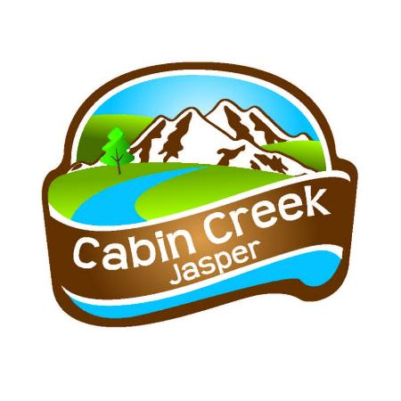 Cabin Creek Jasper: Cabin Creek Logo