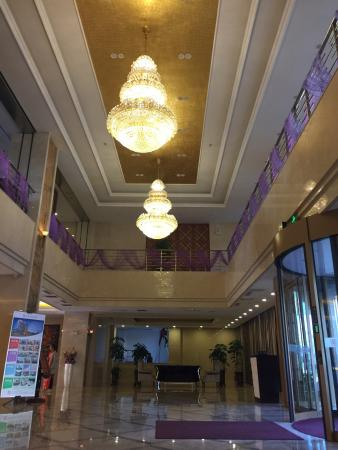 Qiancheng International Hotel One Of The 4 Star Hotels In Acheng District Harbin City