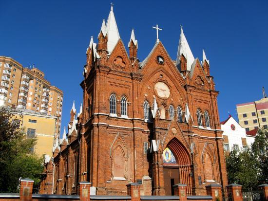 Римско католическая церковь фото 652-314