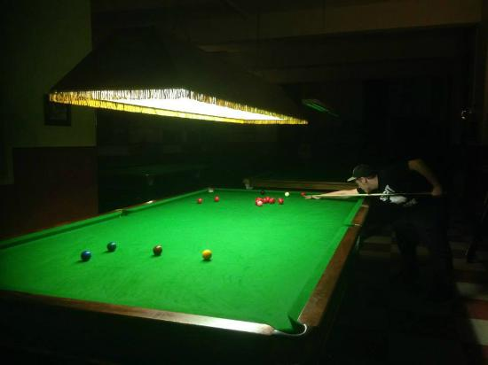 Silktown Snooker Club