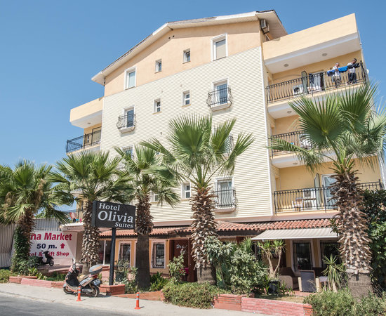 Hotel olivia specialty hotel reviews kusadasi turkey for Specialty hotels