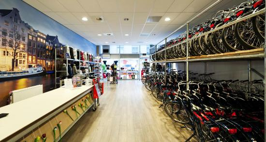 A-Bike Vondelpark - Bike Rental & Tours
