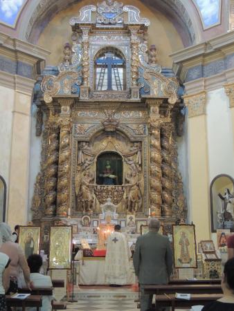 Chiesa di San Sepolcro : pieta miracolosa