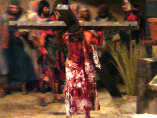 jesus carrying the cross picture of the story of jesus wauchula