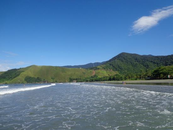 Praia de Barequecaba