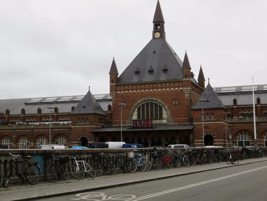 Hotel Du Nord Copenhagen: Estación Central
