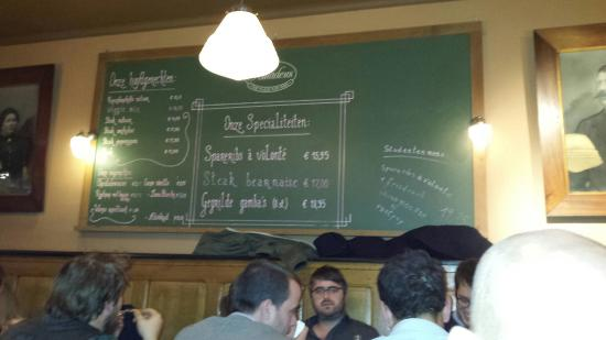 Photo of Restaurant Little Amadeus at Bagattenstraat 197, Ghent 9000, Belgium
