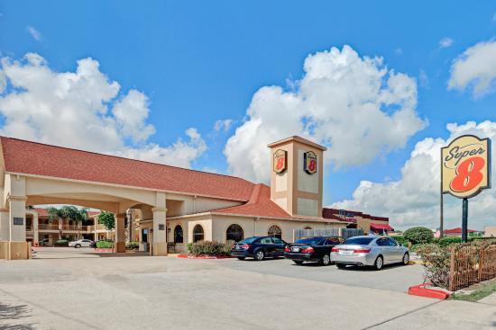 スーパー 8 ヒューストン ホビー エアポート サウス