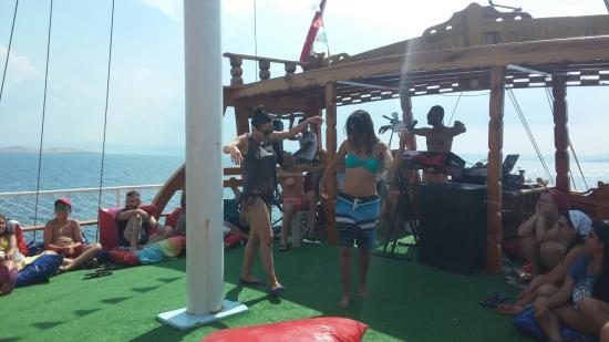 Poseidon Yacht