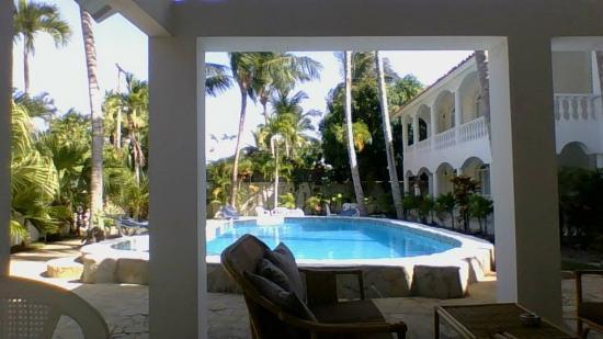 Hotel Monte Cristo: Piscine