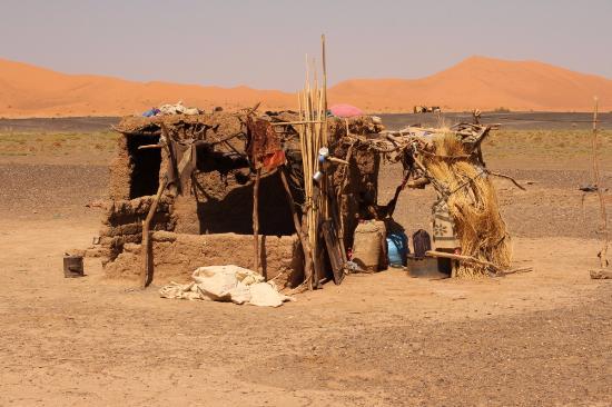 Auberge Dunes D'or: Nomadi