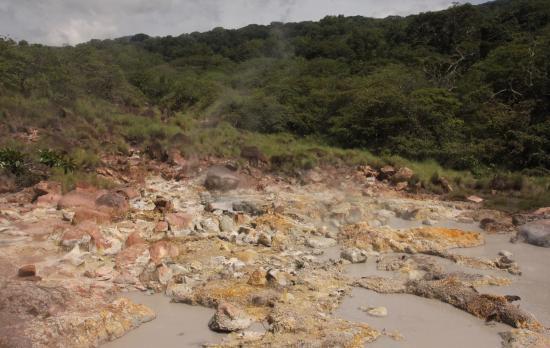 Parque Nacional Volcan Rincon de la Vieja