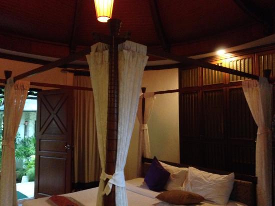 Golden Beach Resort: executive bungalow