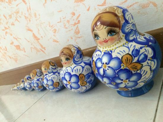 The Art of the Slavonic Matryoshka