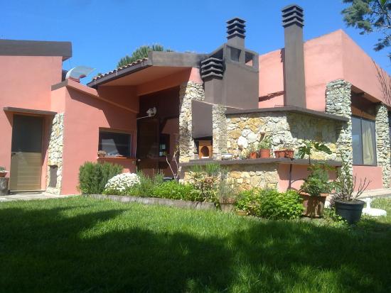 Santa Maria La Palma, Italia: Struttura
