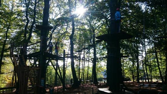 Teuto-Kletterpark Detmold