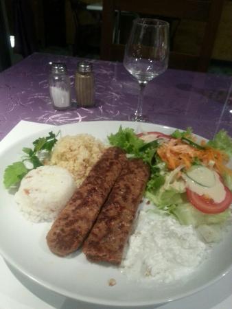 Le bosphore thonon les bains 32 rue des granges for Ai cuisine thonon
