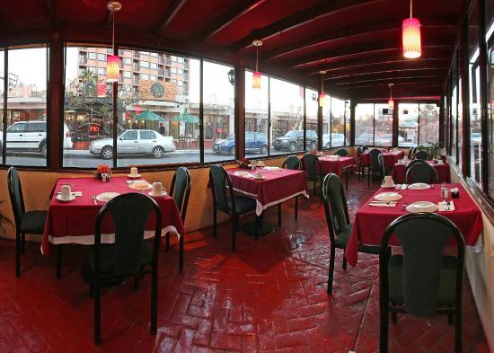 Hotel Cortez: Restaurante Bugambilias