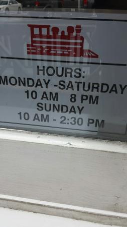 Chickamauga, Τζόρτζια: Choo Choo BBQ & Grill