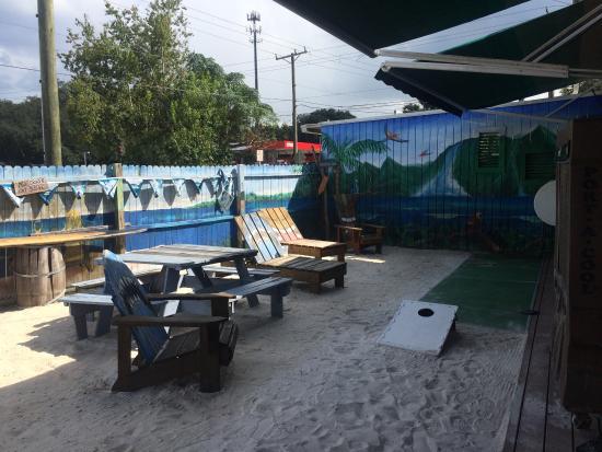 Seffner Tiki Hut Bar Grill