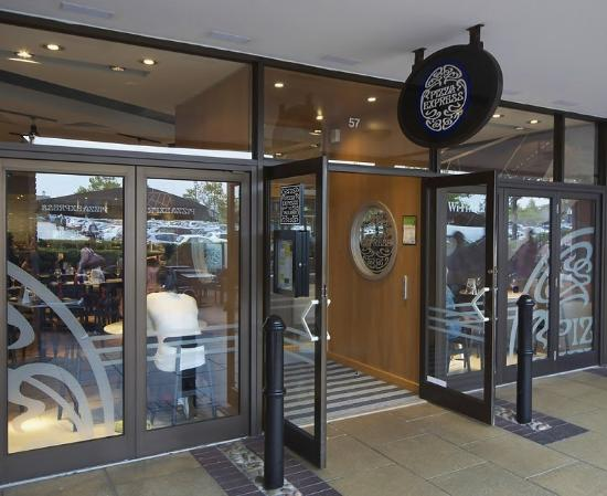 Pizza Express Cheshire Oaks Picture Of Pizza Express