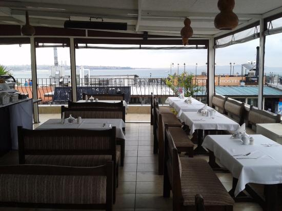 Star Hotel Istanbul: Terrace