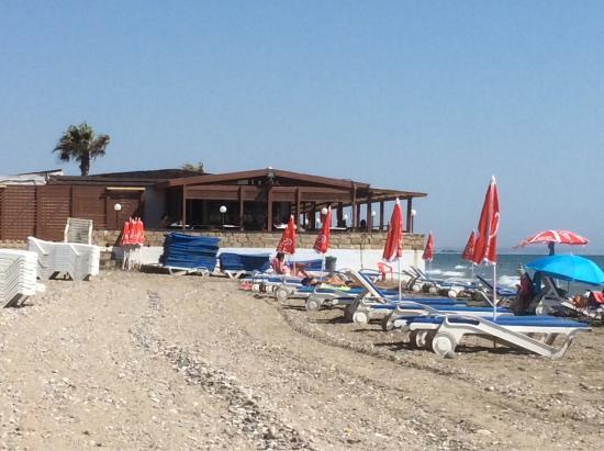Kyrenia Beach Restaurant Avdimou