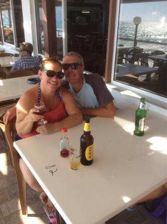Episkopi, Chipre: Drinks in the Shade