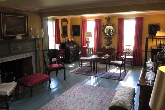 North Hills Museum Room