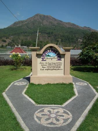 Mapa Lake View Bungalow: entrée