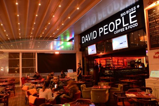 ‪David People Coffee and Food‬