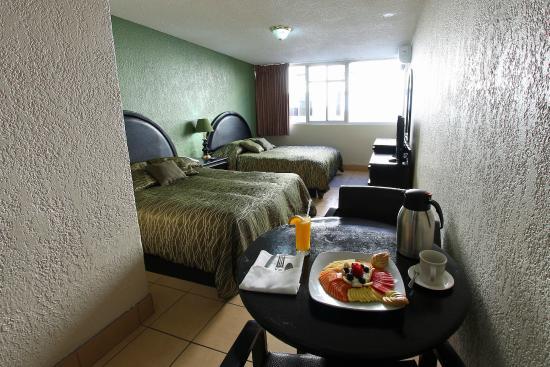 Hotel Cortez: Habitacion Estandar Doble