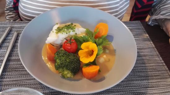 Tarte au thon jaune citron vert gingembre coriandre for Le jardin gourmand