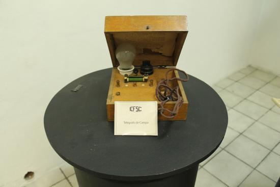 Museu Ferroviario Silvestre Ernesto Silva