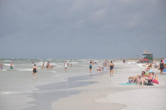 Siesta Beach Enorme Playa