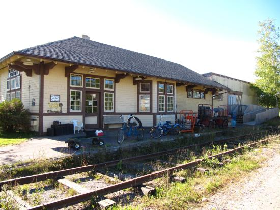 Middleton, Kanada: Memory Lane Railway Museum
